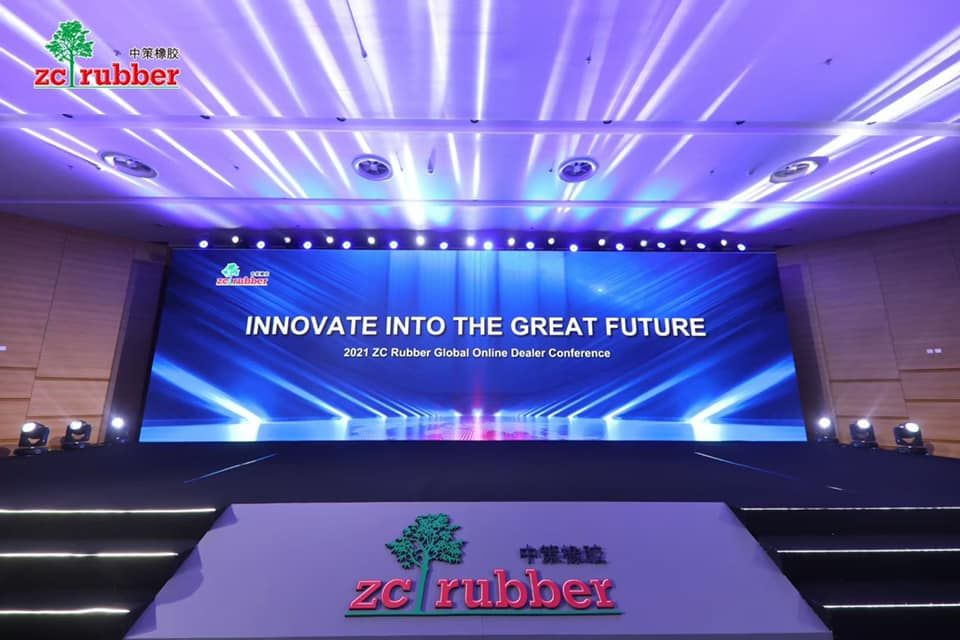 ZC Rubber Focuses on Innovation and Growth